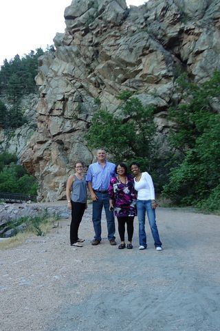 The IPM Team in CO