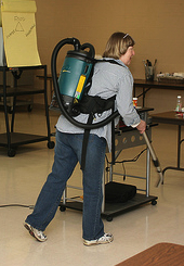 Backpack Vac